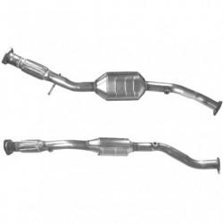 Catalyseur pour TOYOTA COROLLA VERSO 2.0 TD Turbo Diesel (D4-D - 114cv - catalyseur situé coté moteur)