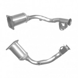 Catalyseur pour VOLKSWAGEN GOLF 1.9 Mk.3 Diesel (1Y - AEY tuyau avant et catalyseur)