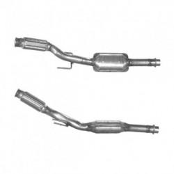 Catalyseur pour VOLKSWAGEN POLO 1.9 SDi SDi Diesel break (AQM)