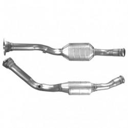 Catalyseur pour VOLKSWAGEN TOUAREG 2.5 TDi TDi (BAC - BPE - pour véhicules catalyséss)