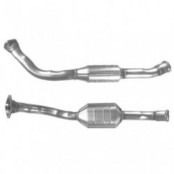 Catalyseur pour VOLKSWAGEN TOUAREG 3.0 TDi TDi Quattro V6 4WD (BKS - 1er catalyseur)