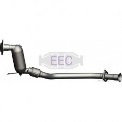 Catalyseur pour SEAT IBIZA 1.9 Diesel (1Y Catalyseur seul)