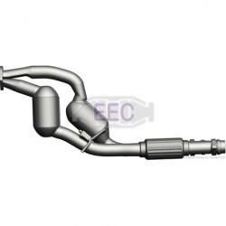Catalyseur pour SEAT LEON 1.9 TDi TDi (BKC - BXE)