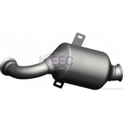 Catalyseur pour BMW 318i 1.9 E46 Break (M43)
