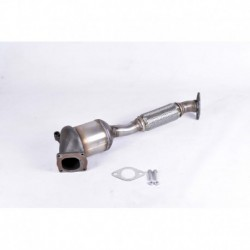 Catalyseur pour CITROEN Evasion 2.0 HDi HDi (DW10ATED - DW10BTED N° de chassis RP08576-08973)