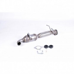 Catalyseur pour CITROEN JUMPY 2.0 HDi HDi (DW10ATED - DW10BTED N° de chassis RP08576-08973)