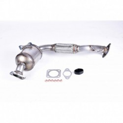 Catalyseur pour PEUGEOT 206 2.0 HDi HDi break (DW10TD)