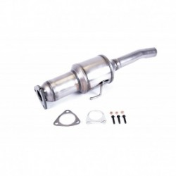 Catalyseur pour PEUGEOT EXPERT 2.0 HDi HDi (DW10UTED4 - 2ème catalyseur)