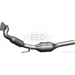 Catalyseur pour MAZDA B2500 2.5 TD Turbo Diesel 4x4