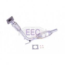 Catalyseur pour VOLKSWAGEN LT35 2.5 SDi SDi Diesel (AGX)