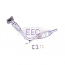 Catalyseur pour VOLKSWAGEN MULTIVAN 2.5 TD Turbo Diesel
