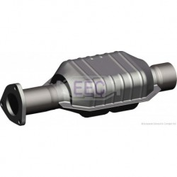 Catalyseur pour MERCEDES SPRINTER 2.9 TD (904) 410D Turbo Diesel