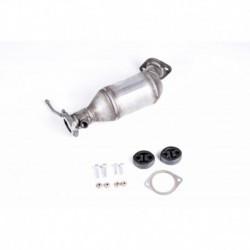 Catalyseur pour BMW 330d 3.0 TD E46 Turbo Diesel (M57N - 1er catalyseur)