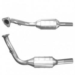 Filtres à particules pour MAZDA 3 2.0 TD Turbo Diesel RF7J - catalyseur et FAP en un