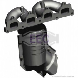 Catalyseur pour Ford Transit 2.4 JXFA