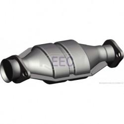 Catalyseur pour SEAT CORDOBA 1.2 12v 64cv (AZQ Collecteur)