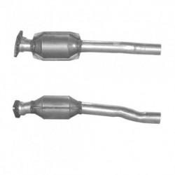 Filtres à particules pour MERCEDES VITO 2.1 TD W639 111CDi Turbo Diesel