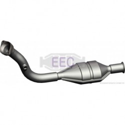 Catalyseur pour CITROEN BERLINGO 1.9 Diesel (XUD9)