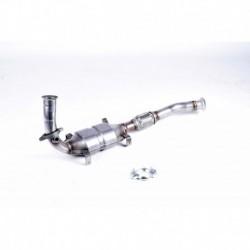 Catalyseur pour PEUGEOT 307 2.0 HDi HDi 110cv (DW10ATED - du catalyseur au FAP)
