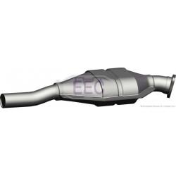 Catalyseur pour PEUGEOT PARTNER 2.0 HDi HDi Turbo Diesel
