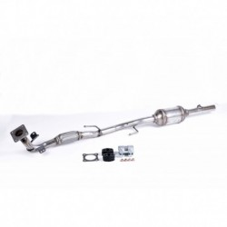 Catalyseur pour Volvo 440 1.7 B18FT