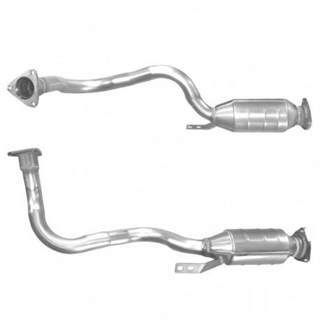 Catalyseur pour CITROEN C15D 1.8 Diesel (XUD7)
