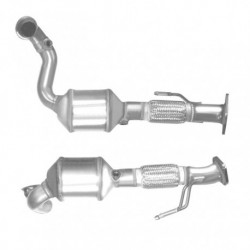 Filtres à particules pour VOLVO S40 1.6 TD Turbo Diesel D4164T - N° de chassis 530000 et suivants