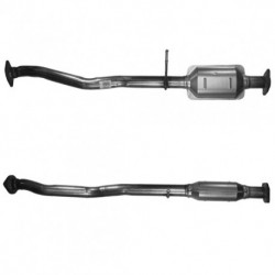 Filtres à particules pour FIAT ULYSSE 2.0 HDi HDi DW10BTED4 - 136cv