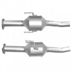 Tuyau pour FIAT 500 1.3 TD MJTD 169A1 - du catalyseur au FAP