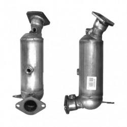 Tuyau pour FIAT PANDA 1.3 TD MJTD 169A1 - du catalyseur au FAP