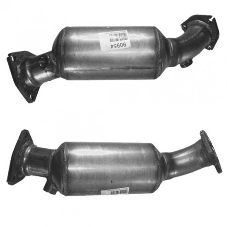 Catalyseur pour CITROEN XSARA 1.9 TD Turbo Diesel