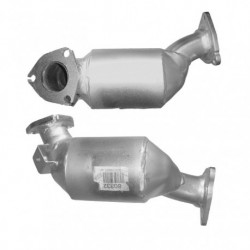 Catalyseur pour FIAT DUCATO 2.3 TD JTD (1er catalyseur)