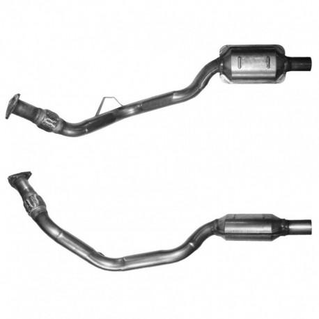 Catalyseur pour FIAT DUCATO 2.3 TD JTD (F1AE0481C - Euro 4)