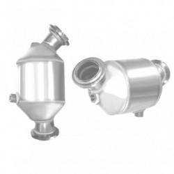 Catalyseur pour AUDI A2 1.6 16v (BAD - 1er catalyseur)