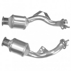 Catalyseur pour AUDI A3 1.6 FSI 16v FSi (BLF - 1er catalyseur)
