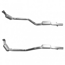 Catalyseur pour AUDI A4 2.6 V6 coté droit (y compris Quattro)