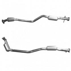 Catalyseur pour AUDI A4 2.6 V6 coté gauche (y compris Quattro)