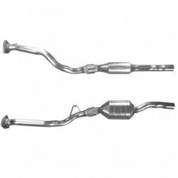 Catalyseur pour FIAT IDEA 1.3 TD MJTD (188A9 - catalyseur situé coté moteur)