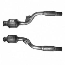 Catalyseur pour AUDI A6 2.8 V6 coté gauche (y compris Quattro)