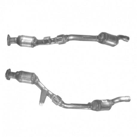Catalyseur pour FIAT PANDA 1.3 TD MJTD (188A9 - catalyseur situé coté moteur)