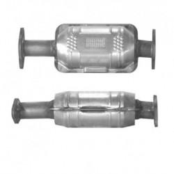 Catalyseur pour BMW 520i 2.0 E39 (M52 - Collecteur cylindres 1-3)