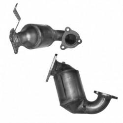 Catalyseur pour BMW 520i 2.2 E39 berline (M54 - cylindres 4-6) Collecteur