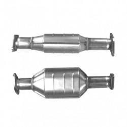 Catalyseur pour BMW 528i 2.8 E39 (M52 - Collecteur cylindres 1-3)