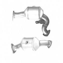 Catalyseur pour FIAT STILO 1.9 TD JTD 115cv break (catalyseur situé sous le véhicule)