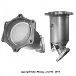Catalyseur pour CITROEN C1 1.0 12v (1KR-FE - Euro 4)