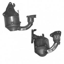 Catalyseur pour CITROEN C5 2.0 16v (jusqu'au n° de chassis RP09425)