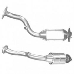 Catalyseur pour CITROEN C5 3.0 V6 (jusqu'au n° de chassis RP09425 catalyseur situé sous le véhicule)