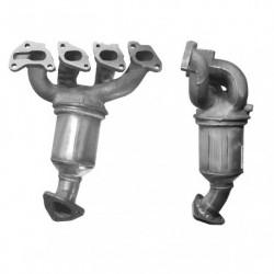 Catalyseur pour CITROEN XSARA PICASSO 1.6 100cv (catalyseur situé coté moteur)