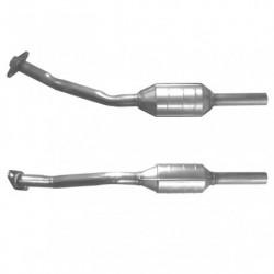 Catalyseur pour HONDA CIVIC 1.5 16v (catalyseur situé sous le véhicule)