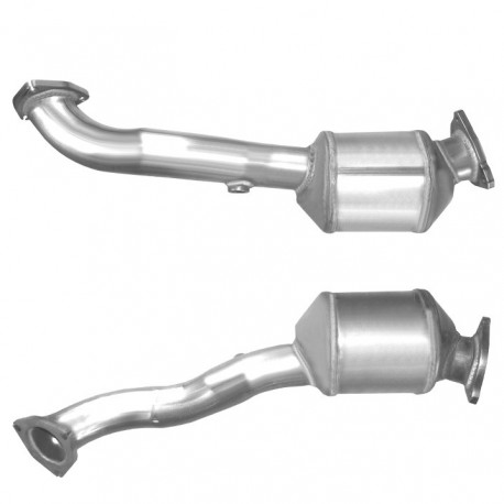 Catalyseur pour FORD GALAXY 2.2 TD Mk.4 TDCi (Euro 4 seulement)